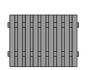 straight-double-sided-palisade-timber-fence-rotherham